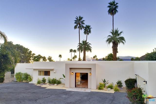 855 W Panorama Road, Palm Springs, CA 92262 (MLS #18381526PS) :: Brad Schmett Real Estate Group