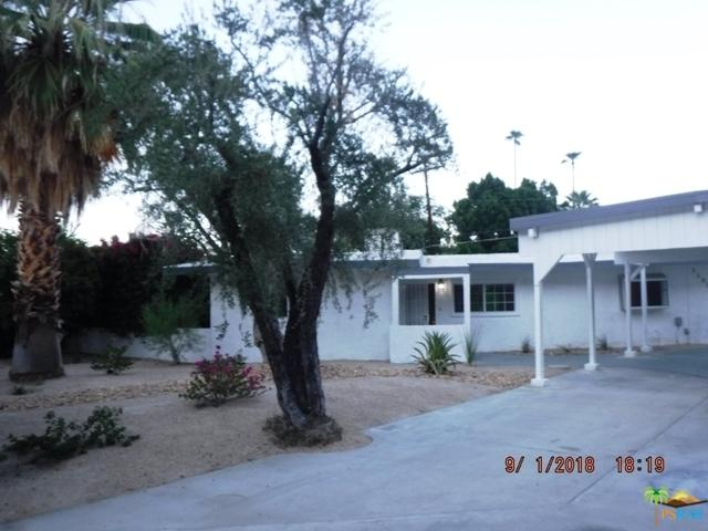 1580 S Via Soledad, Palm Springs, CA 92264 (MLS #18381620PS) :: Team Wasserman