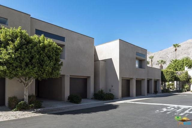 827 S Village Square, Palm Springs, CA 92262 (MLS #18381858PS) :: The John Jay Group - Bennion Deville Homes