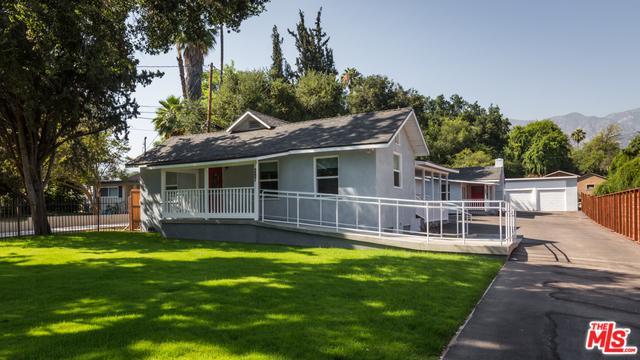 283 Ventura Street, Altadena, CA 91001 (MLS #18382416) :: The John Jay Group - Bennion Deville Homes