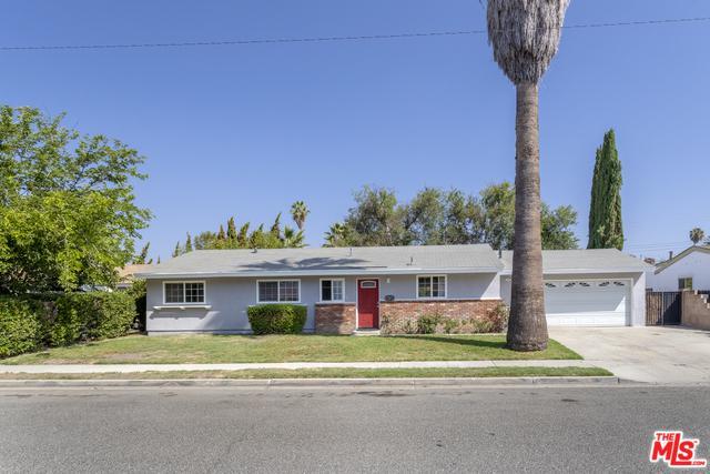 1521 Wallace Street, Simi Valley, CA 93065 (MLS #18382622) :: Hacienda Group Inc