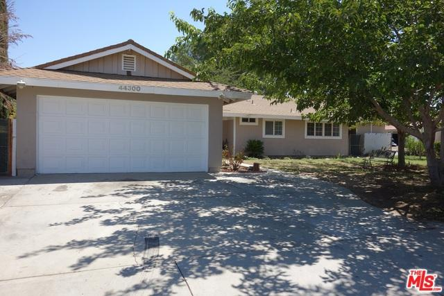 44300 Rawdon Avenue, Lancaster, CA 93535 (MLS #18382678) :: Team Wasserman