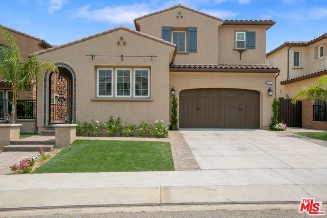 20824 Daosta Way, Northridge, CA 91326 (MLS #18383256) :: Hacienda Group Inc