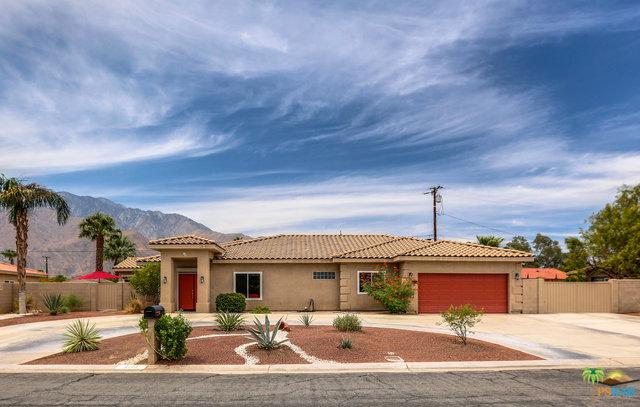 2143 Nicola Road, Palm Springs, CA 92262 (MLS #18383388PS) :: The John Jay Group - Bennion Deville Homes
