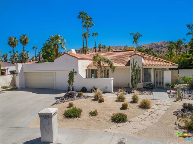 2793 Golondrina Way, Palm Springs, CA 92264 (MLS #18383634PS) :: The John Jay Group - Bennion Deville Homes