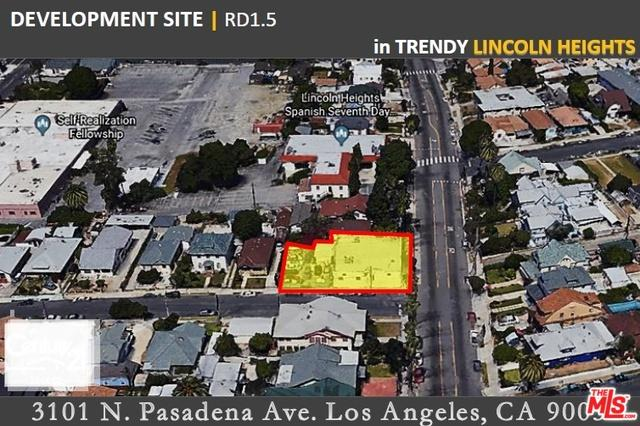 3101 Pasadena Avenue, Los Angeles (City), CA 90031 (MLS #18383704) :: The John Jay Group - Bennion Deville Homes