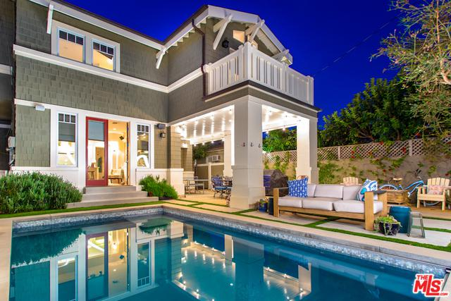 205 Bernard Avenue, Venice, CA 90291 (MLS #18383986) :: Team Wasserman