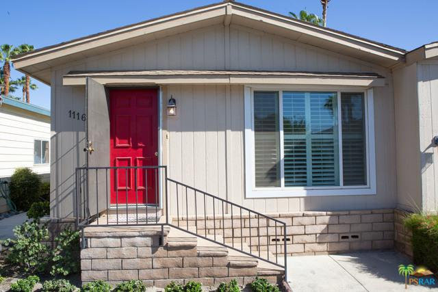 1116 Via Verde, Cathedral City, CA 92234 (MLS #18384134PS) :: Brad Schmett Real Estate Group