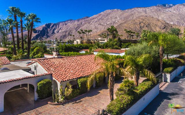 437 E Via Colusa, Palm Springs, CA 92262 (MLS #18384146PS) :: Brad Schmett Real Estate Group