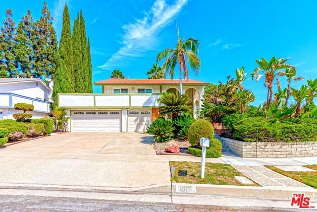 1801 Avenida San Lorenzo, Fullerton, CA 92833 (MLS #18384338) :: Hacienda Group Inc