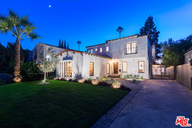 171 S Vista Street, Los Angeles (City), CA 90036 (MLS #18384578) :: The John Jay Group - Bennion Deville Homes