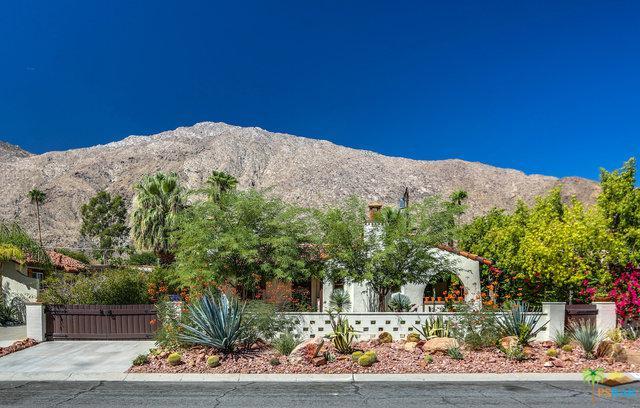 557 S Calle Encilia, Palm Springs, CA 92264 (MLS #18384646PS) :: Brad Schmett Real Estate Group