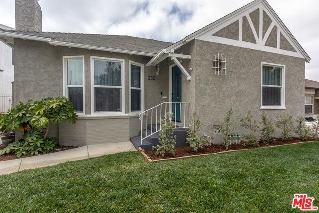 230 W 64th Street, Inglewood, CA 90302 (MLS #18384788) :: Team Wasserman