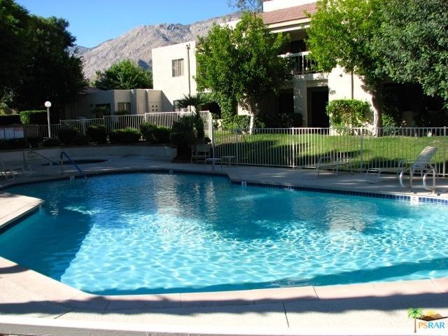 1955 N Via Miraleste #1322, Palm Springs, CA 92262 (MLS #18385298PS) :: Brad Schmett Real Estate Group