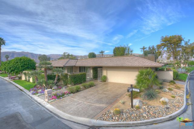 1 Lafayette Drive, Rancho Mirage, CA 92270 (MLS #18385316PS) :: Brad Schmett Real Estate Group
