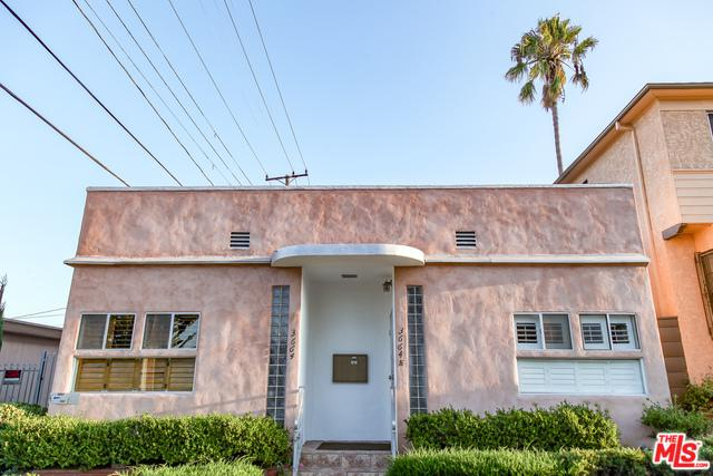 3662 W 54th Street, Los Angeles (City), CA 90043 (MLS #18385462) :: Team Wasserman