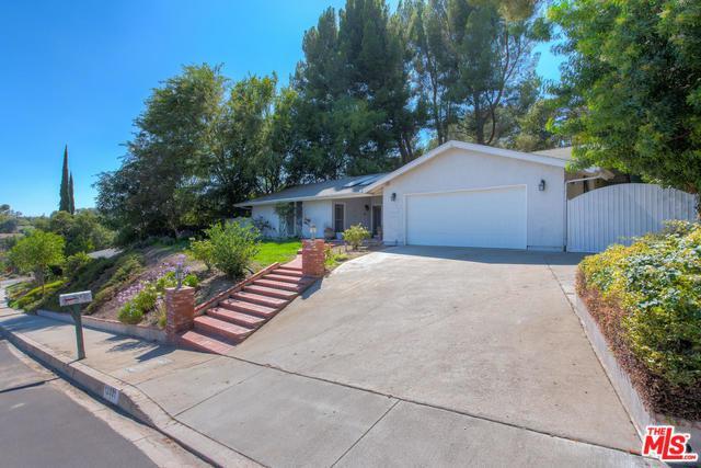 12031 Jeanette Place, Granada Hills, CA 91344 (MLS #18385470) :: Team Wasserman