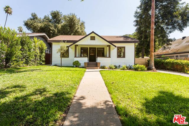 1304 N Catalina Avenue, Pasadena, CA 91104 (MLS #18385762) :: Team Wasserman
