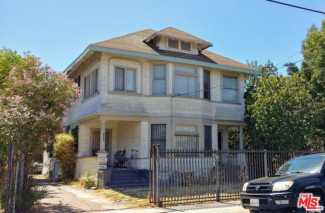 1640 W 12th Place, Los Angeles (City), CA 90015 (MLS #18385764) :: Team Wasserman