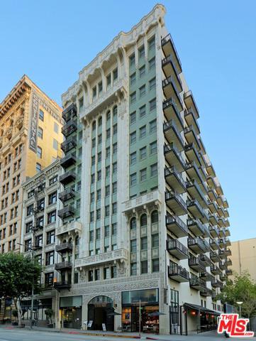 416 S Spring Street #205, Los Angeles (City), CA 90013 (MLS #18385802) :: Team Wasserman
