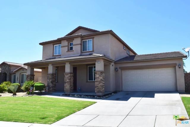 40321 La Spezia Court, Indio, CA 92203 (MLS #18385818PS) :: The John Jay Group - Bennion Deville Homes