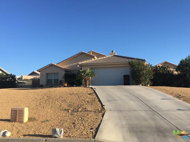 57061 Juarez Drive, Yucca Valley, CA 92284 (MLS #18385876PS) :: The John Jay Group - Bennion Deville Homes