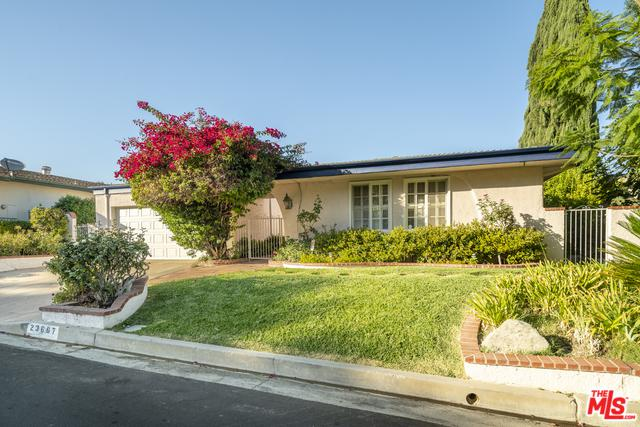 23667 Sandalwood Street, West Hills, CA 91307 (MLS #18386242) :: Team Wasserman