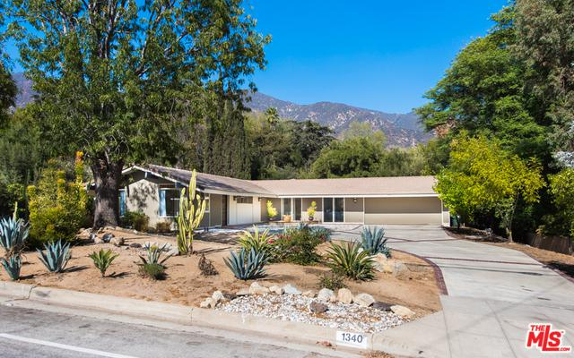 1340 Sierra Madre Villa Avenue, Pasadena, CA 91107 (MLS #18386250) :: Team Wasserman