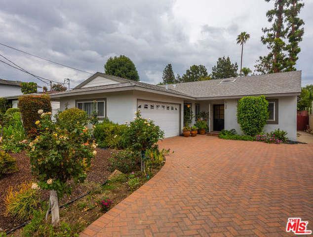 5706 Wilkinson Avenue, Valley Village, CA 91607 (MLS #18386454) :: Deirdre Coit and Associates