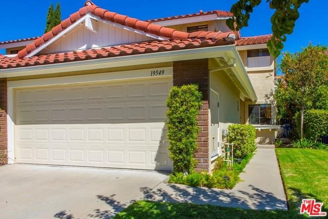19549 Crystal Ridge Lane, Porter Ranch, CA 91326 (MLS #18386886) :: Hacienda Group Inc