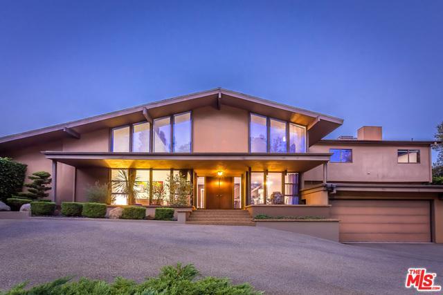 8105 Mulholland Terrace, Los Angeles (City), CA 90046 (MLS #18387256) :: Team Wasserman