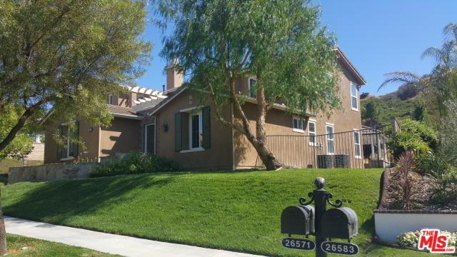 26571 N Oak Terrace Place, Valencia, CA 91381 (MLS #18387406) :: The John Jay Group - Bennion Deville Homes