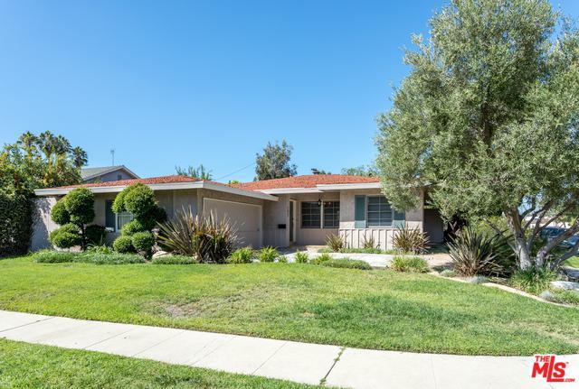 7057 Mary Ellen Avenue, North Hollywood, CA 91605 (MLS #18387428) :: Team Wasserman