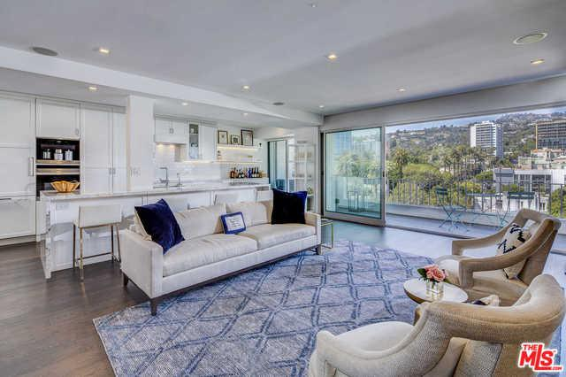 838 N Doheny Drive #905, West Hollywood, CA 90069 (MLS #18387472) :: Team Wasserman