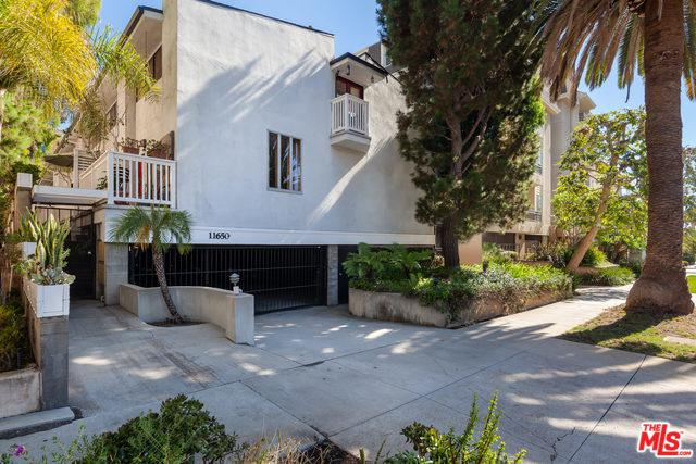 11650 Mayfield Avenue #8, Los Angeles (City), CA 90049 (MLS #18387558) :: Team Wasserman