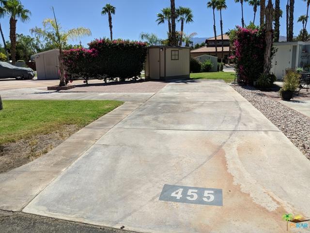 69801 Ramon Road #455, Cathedral City, CA 92234 (MLS #18387606PS) :: Hacienda Group Inc