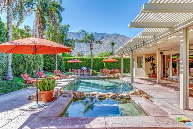 955 E Bogert, Palm Springs, CA 92264 (MLS #18387666PS) :: Hacienda Group Inc