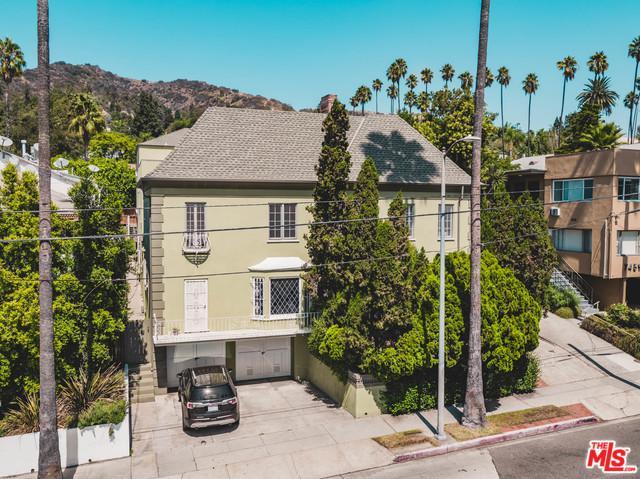 7467 Hollywood, Los Angeles (City), CA 90046 (MLS #18387698) :: Team Wasserman
