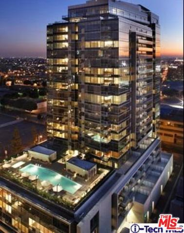 1155 S Grand Avenue #610, Los Angeles (City), CA 90015 (MLS #18387700) :: Team Wasserman