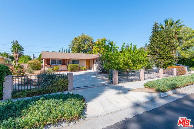22825 Runnymede Street, West Hills, CA 91307 (MLS #18387710) :: Team Wasserman
