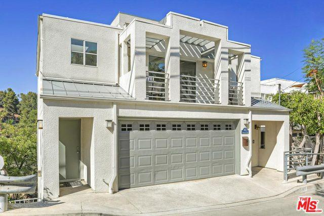 4836 Glenalbyn Drive, Los Angeles (City), CA 90065 (MLS #18388070) :: The John Jay Group - Bennion Deville Homes