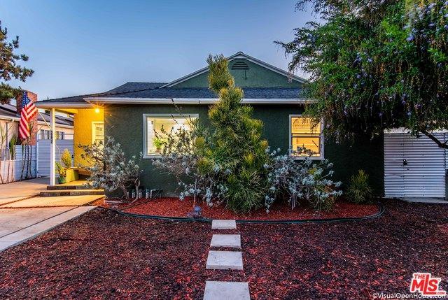 4925 Berryman Avenue, Culver City, CA 90230 (MLS #18388084) :: The John Jay Group - Bennion Deville Homes