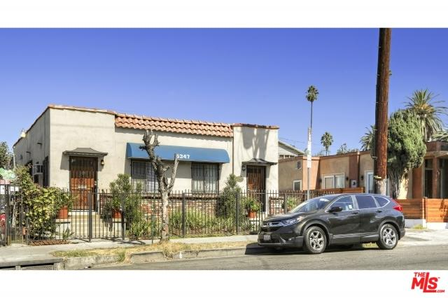 5347 Fountain Avenue, Los Angeles (City), CA 90029 (MLS #18388200) :: Team Wasserman