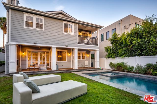 639 N Sierra Bonita Avenue, Los Angeles (City), CA 90036 (MLS #18388362) :: The John Jay Group - Bennion Deville Homes