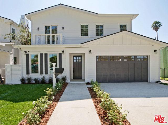 4133 Vinton Avenue, Culver City, CA 90232 (MLS #18388690) :: The John Jay Group - Bennion Deville Homes