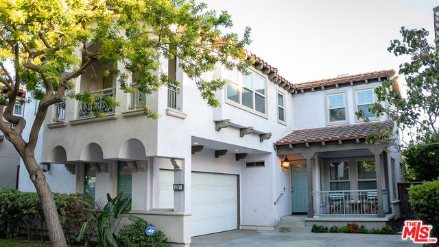 5317 Heritage Place, Culver City, CA 90230 (MLS #18388718) :: The John Jay Group - Bennion Deville Homes
