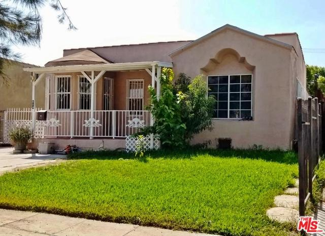 614 W 108th Street, Los Angeles (City), CA 90044 (MLS #18388804) :: The John Jay Group - Bennion Deville Homes