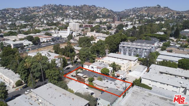 1200 N Orange Grove Avenue, West Hollywood, CA 90046 (MLS #18388888) :: Team Wasserman