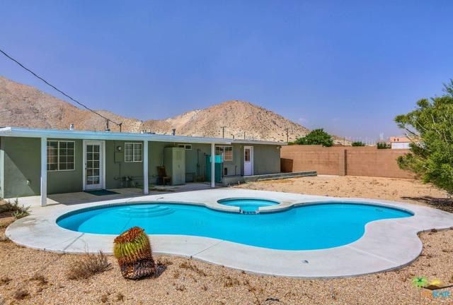 15873 Cherry Cove, Palm Springs, CA 92262 (MLS #18388938PS) :: The John Jay Group - Bennion Deville Homes