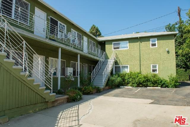 1093 S Orange Drive, Los Angeles (City), CA 90019 (MLS #18389004) :: The John Jay Group - Bennion Deville Homes